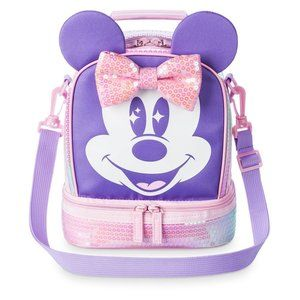 NWT Minnie Mouse Pink Lunch Box